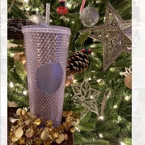Starbucks Holiday Edition Iridescent Cold Cup